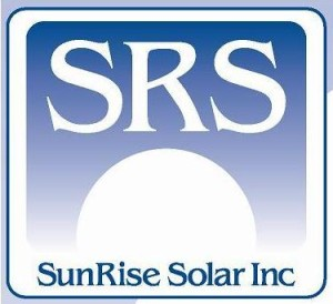 sunrise solar logo