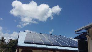 casmier solar power fans