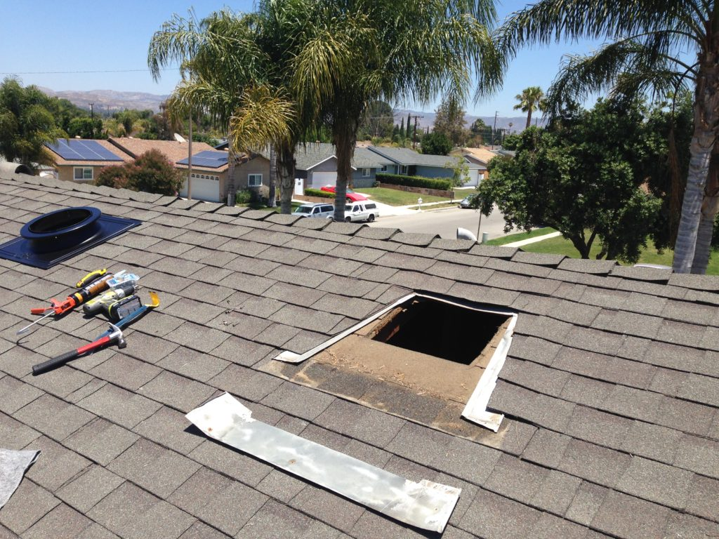 Retrofit Solar Attic Fan Install Sunrise Fans Installation